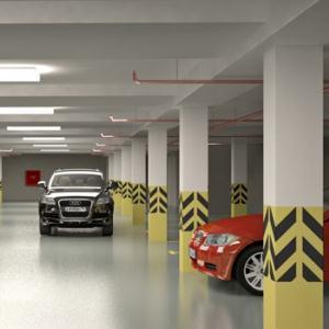 Автостоянки, паркинги Порецкого