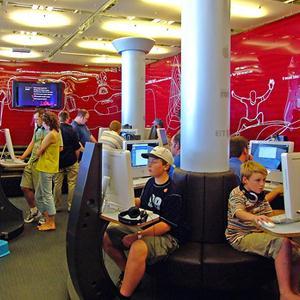 Интернет-кафе Порецкого