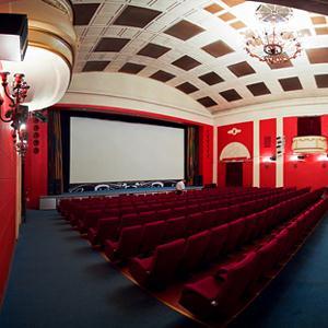 Кинотеатры Порецкого