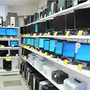 Компьютерные магазины Порецкого