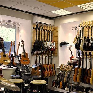 Музыкальные магазины Порецкого