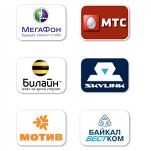 Операторы сотовой связи Порецкого