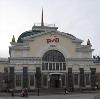 Железнодорожные вокзалы в Порецком