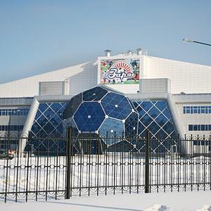 Спортивные комплексы Порецкого